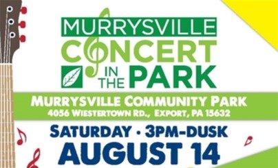 Concert in the Park 2021 Header