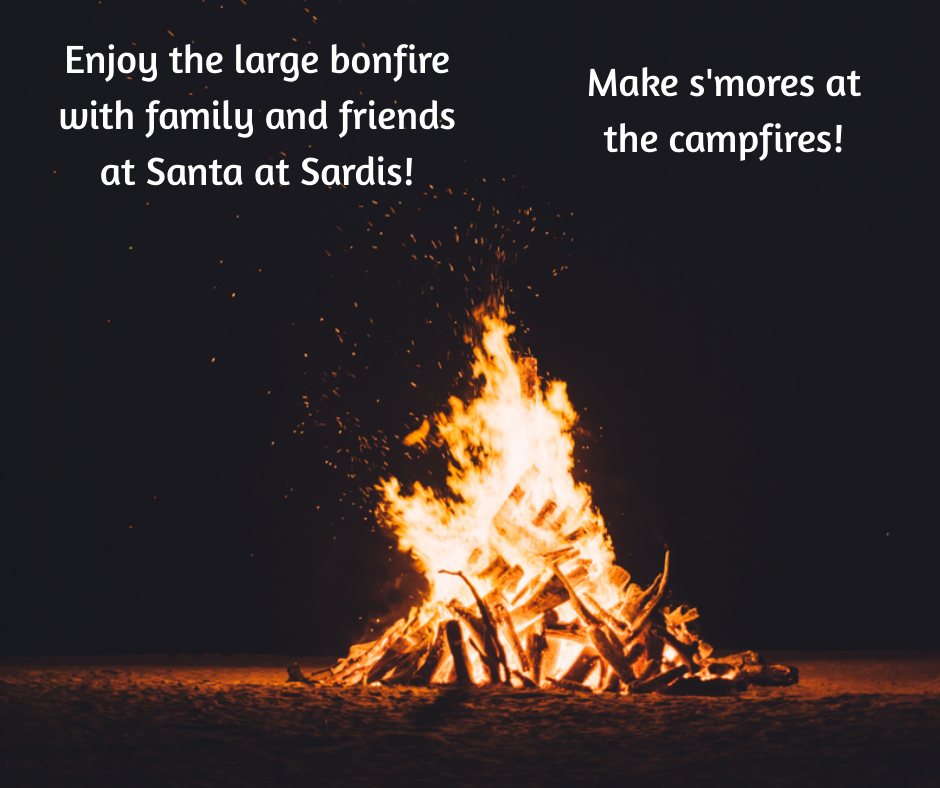 Bonfire Slide