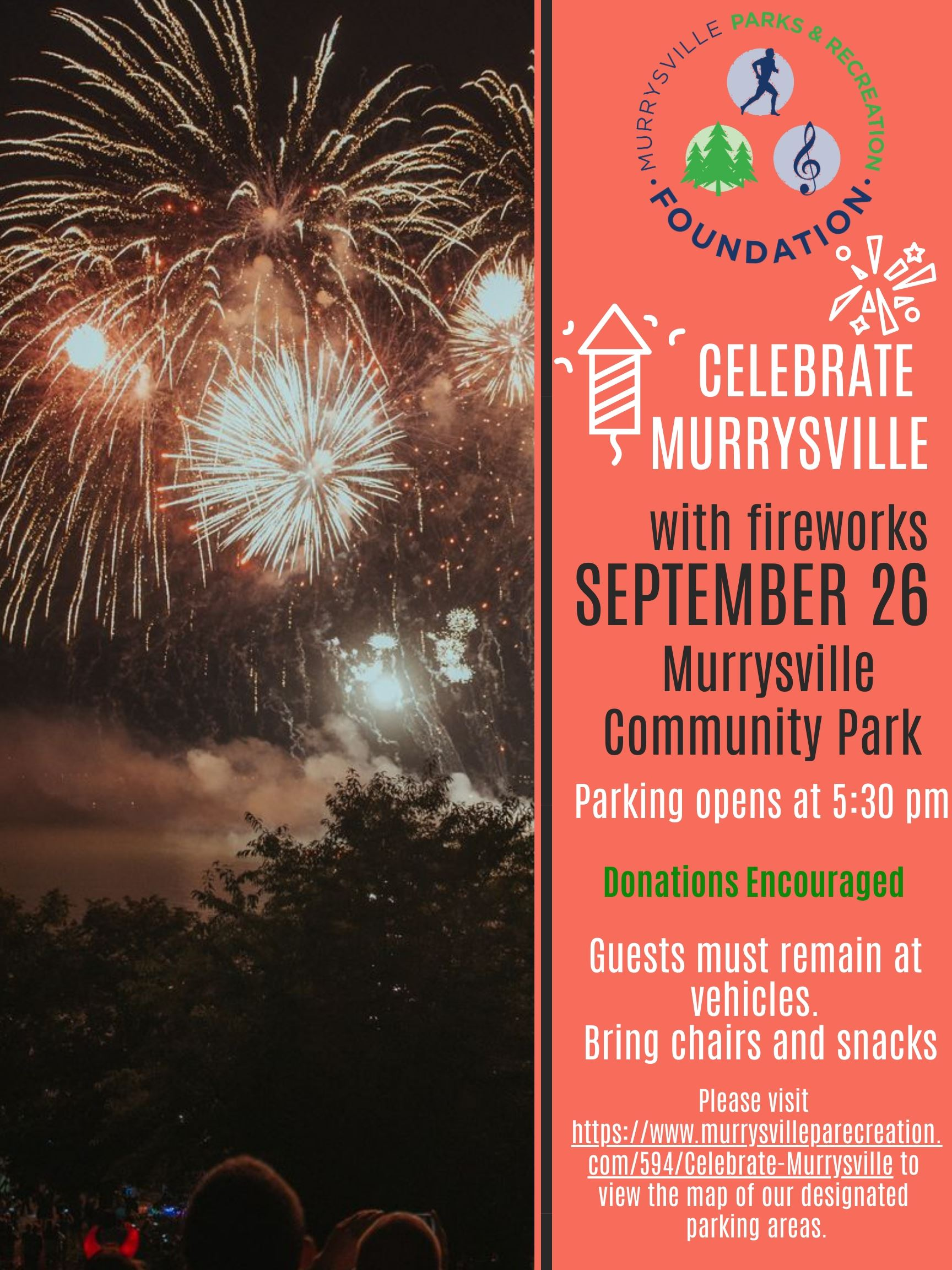 Official Flyer Fireworks
