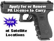 Satellite Locations to Apply or Renew a License to Carry Page